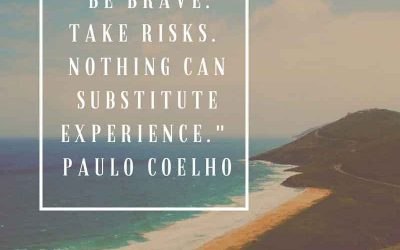 #QuotesToLiveBy: Nothing Substitutes Experience