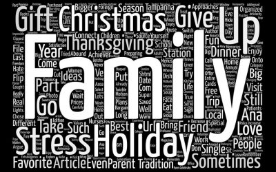 4 Rules to Managing Family Hell at the Holidays